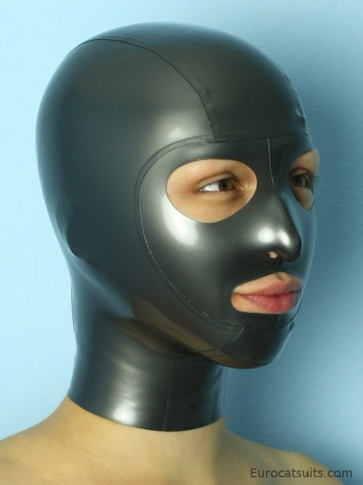 Latex Mask Sex 95
