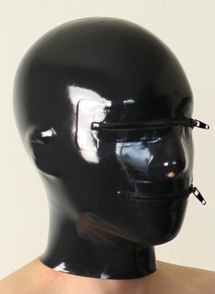 Latex Sex Mask 61