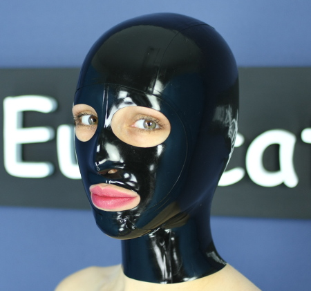 made to measure latex mask
