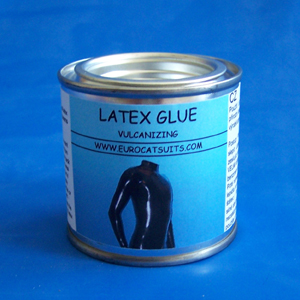 vulcanizing latex glue for waterproof and elastic seams